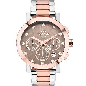Relógio Technos Elegance Ladies Feminino -  OS2ABK/5M