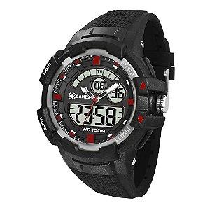 Relógio X-Games Anadigi Masculino - XMPPA231 BXPX