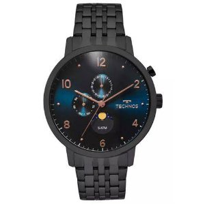 Relógio Masculino Technos Analógico Golf - 6P21AA/4P