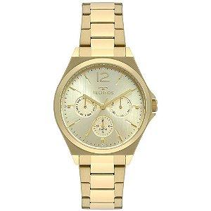 Relógio Technos Feminino Dourado Fashion Trend - 6P29AKC/4X