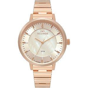 Relógio Technos Feminino Trend - 2033CR/4B