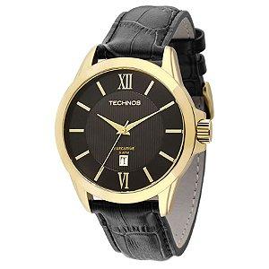 Relógio Technos Masculino Classic Executive - 2115KNH/0P