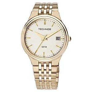 Relógio Technos Masculino Classic Steel - 2115GR/4X