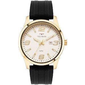 Relógio Technos Masculino Pulseira de Silicone - 2115MOM/8B