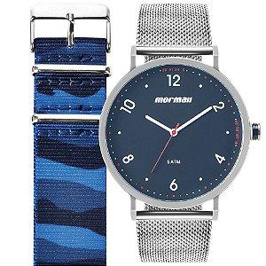 Relógio Mormaii Masculino - MO1L32AB/T1A