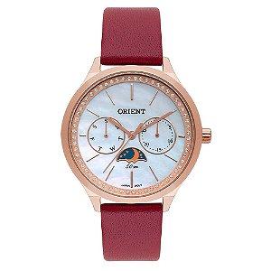 Relógio Orient Multifunção FRSCM010 B1VX  Feminino