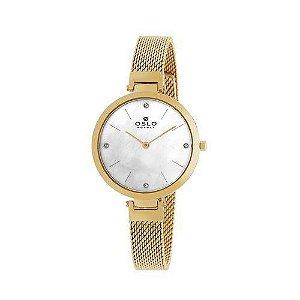 Relógio Oslo Slim Feminino - FGSSS9T0006 B1KX