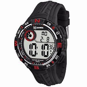 Relógio X-Games Masculino - XMPPD325 BXPX