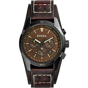 Relógio Fossil Cuff Masculino - CH2990/0MN