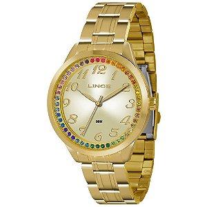 Relógio Lince Feminino - LRG4325L C2KX