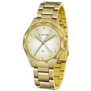 Relógio Lince Feminino - LRGJ076L C1KX