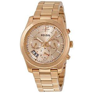 Relógio Fossil Perfect Boyfriend ES3885/4XN Feminino