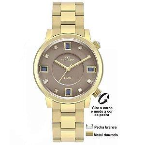 Relógio Technos Feminino - 2039BU/4C