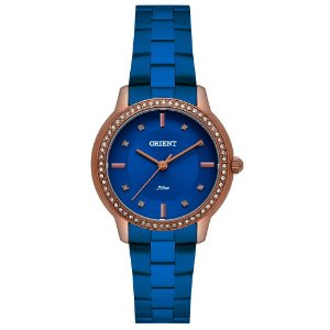 Relógio Orient Swarovski Feminino - FTSS0081 D1DX