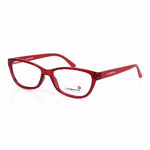 Armação de Óculos de Grau Lavorato Unissex - LL070 52 A213 9633