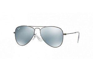 Óculos de Sol Ray-Ban Masculino Aviator Junior - RJ9506S 250/30