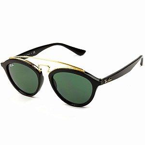 Óculos de Sol Ray-Ban - Feminino New Gatsby Oval RB4257 601/71