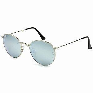 Óculos de Sol Ray-Ban - Unissex Round Craft Folding  RB3532 003/30