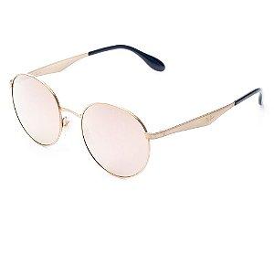Óculos de Sol Ray-Ban - Unissex Round Metal - Rb3537 001/2y