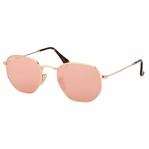 Óculos de Sol Ray-Ban - Feminino Hexagonal RB3548-N 001/Z2