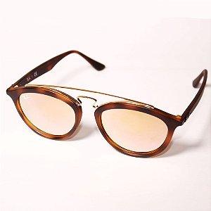 Óculos de Sol Ray-Ban - Feminino New Gatsby Oval RB4257  6092/2Y