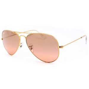 Óculos de Sol Ray-Ban - Feminino Aviator - RB3025L 001/3E