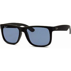 Óculos de Sol Ray-Ban Masculino Justin - RB4165L 622/2V