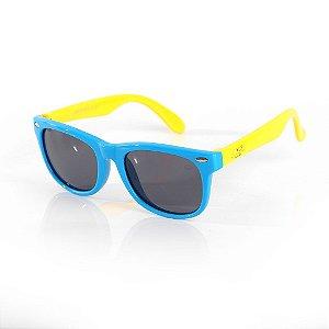 Óculos de Sol Infantil Sole Bambino Masculino - S 802 P