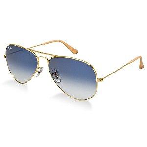 Óculos de Sol Ray-Ban Unissex - RB3025L 001/3F 58