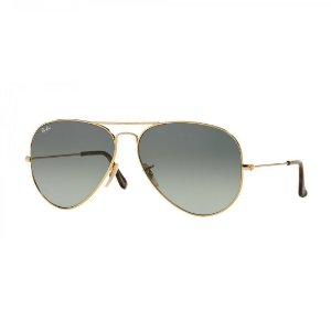 Óculos de Sol Ray-Ban Feminino Aviador Large Metal - RB3025 181 3N