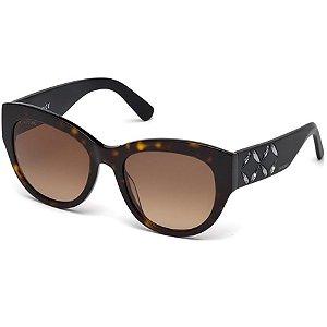 Óculos de Sol Swarovski Feminino - SW127 52F