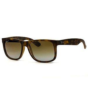 Óculos de Sol Ray-Ban JUSTIN Unissex - RB4165L 865/T5