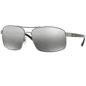 Óculos de Sol Ray-Ban Masculino Polarizado - RB3604CH 004/5J