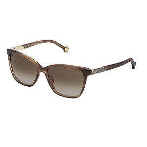 Óculos de Sol Carolina Herrera Feminino - SHE796 5706YZ