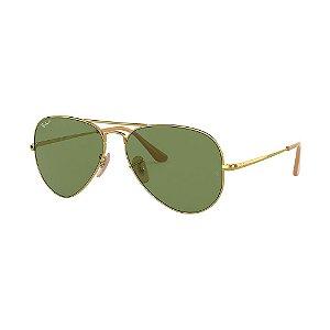 Óculos de Sol Ray-Ban Unissex - RB3689 9064O9 55