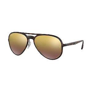 Óculos de Sol Ray-Ban Unissex - RB4320CH 710 6B 58
