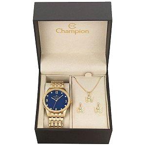 Relógio Champion CN26082K Feminino
