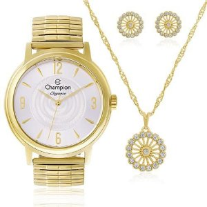 Relógio Champion Feminino - Cn27867W