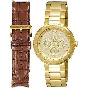 Relógio Dumont Masculino - Du6P29Abk/4X