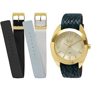 Relógio Dumont Feminino - Du2035Lnc/2X