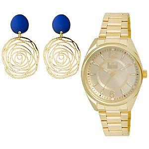 Relógio Dumont Feminino - Du2035Lpf/K4D
