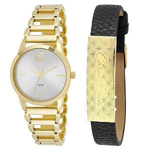 Relógio Dumont Feminino - Du2035Lpo/K4K