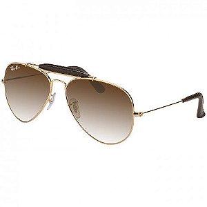 Óculos de Sol Rayban Orb3422Q001/5158