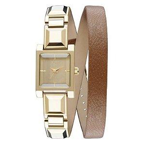 Relógio Euro Feminino - Eu2035Ss/2M
