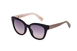Óculos de Sol Victor Hugo Feminino - SH1716 09GU 52