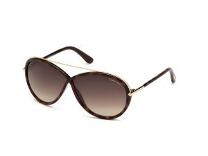 Óculos de Sol Tom Ford Feminino - FT0454 6452K