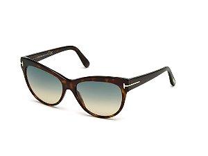 Óculos de Sol Tom Ford Feminino - FT0430 5652P