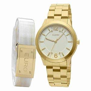 Relógio Euro Feminino - Eu2036Sh/4X