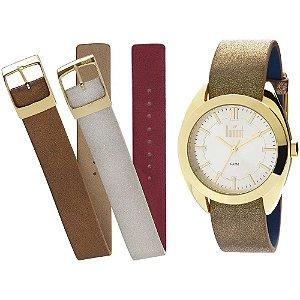 Relógio Dumont Feminino - Du2036Lsl/3D