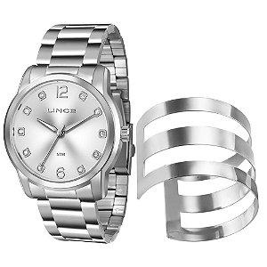 Relógio Lince Feminino - Lrm4391L K194S2Sx